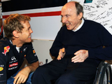 "Sir Frank Williams ""a very, very rare species"" - Vettel"
