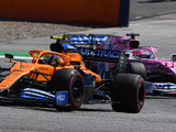 Sainz: McLaren in 'class b', Racing Point 'another league'