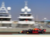 Abu Dhabi Grand Prix practice: Max Verstappen tops Red Bull one-two
