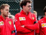 'I'd rather F1 be boring and bring Hubert back' - Vettel wants safety improvements