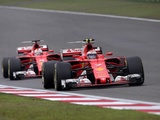 Raikkonen 'seemed to be doing nothing' in Chinese GP - Marchionne