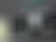 Rosberg takes pole from Hamilton