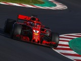 F1 testing: Vettel stays fastest for Ferrari, more trouble for McLaren