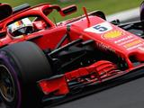 Hungarian Grand Prix: Sebastian Vettel tops practice as Lewis Hamilton finishes fifth