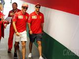 "Vettel ""open-minded"" about Ferrari's Hungarian GP chances"