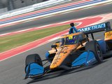 Norris recovers from a spin to take IndyCar iRacing victory from COTA