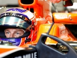 Button to start Monaco GP from pit lane