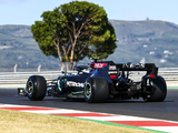 Bottas clean sweeps Formula 1 practice for second time this season as drain stops play