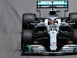 P3: Hamilton just ahead of Verstappen