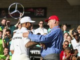 Hamilton recalls first meetings with late Lauda ahead of Mercedes move