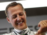 Schumacher's medical records stolen, put up for sale