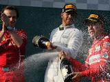 Sebastian Vettel 'over the moon' after 'unbelievable' Australian GP win