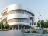 Paradise of automotive industry - Visit to the Mercedes Museum