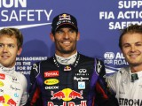 Webber takes pole ahead of team-mate Vettel