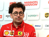'Binotto vacates Ferrari technical director role'