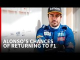Video: How Alonso fits into the 2020 F1 driver market