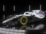 Williams launch the FW41 in London