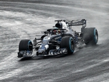 Ricciardo takes RB14 out for Silverstone spin