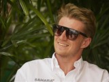 Hulkenberg hoping to build on strong foundations