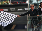 F1 to raise money for charity by adding names to chequered flags