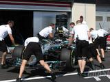 Bottas confident new Mercedes engine undamaged