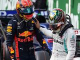 Albon thanks Hamilton for messages