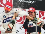 Alonso: Why Kubica is best of a generation