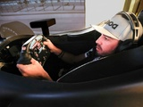 Alonso begins Indy 500 prep as McLaren shows its colours