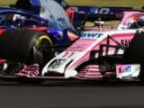 Gasly penalised for Perez collision