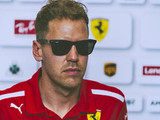 Vettel: We're three... four tenths down on Mercedes