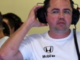 Boullier: Merc form isn't bad for F1