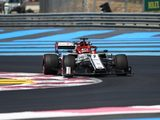 Raikkonen, Giovinazzi Aiming for Q3 after Positive Friday at Paul Ricard