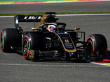 """Haas' Grosjean on Spa-Francorchamps – """"It's all about the speed"""""""