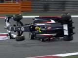 Ten memorable moments from the 2014 F1 season