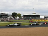 Silverstone 'encouraged' by UK government talks on resuming sport