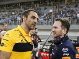 Red Bull and Renault…like an old married couple
