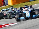 Williams trying to get back into 'B Class' category