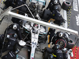 Wolff vows to 'keep foot on the throttle'