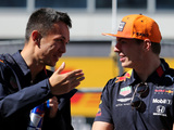 Albon says pressure of being Max's team-mate is a 'myth'