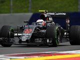 Jenson Button thrilled with 'mega' third for McLaren