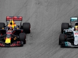 F1 overtakes drop by almost 50 per cent