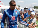 Funeral held for IndyCar's Justin Wilson
