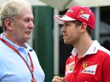 Why Red Bull's Helmut Marko thinks Sebastian Vettel will win 2017 F1 title