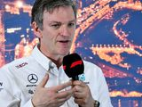 Allison moving to new role in Mercedes reshuffle
