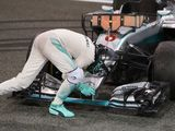 Rosberg unsure if he will carry No.1 next season