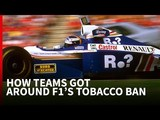 Video: 7 ways F1 teams covered up tobacco advertising