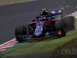 Gasly explains FP1 near-miss with Hamilton