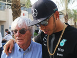 Hamilton labels Ecclestone's comments on diversity 'sad' and 'ignorant'