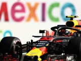Mexican GP: Red Bulls fastest in practice