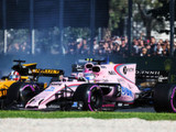 Australian GP: Race notes - Force India